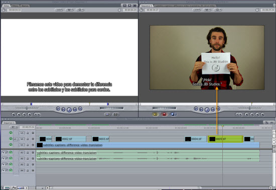 subtitling-to-video