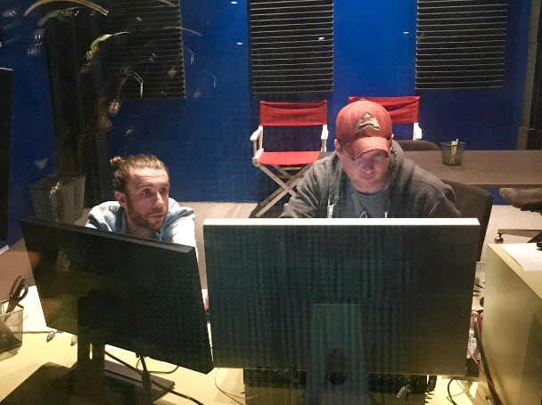voice-over-director-and-supervising-engineer-review-dubbing-project